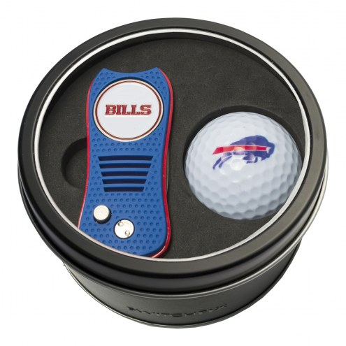 Buffalo Bills Switchfix Golf Divot Tool & Ball