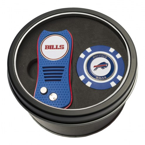 Buffalo Bills Switchfix Golf Divot Tool & Chip