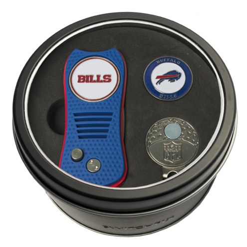 Buffalo Bills Switchfix Golf Divot Tool, Hat Clip, & Ball Marker