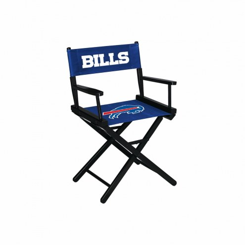 Buffalo Bills Table Height Director's Chair