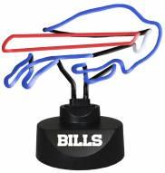 Buffalo Bills Team Logo Neon Lamp