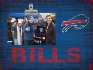 Buffalo Bills Team Name Clip Frame