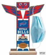 Buffalo Bills Totem Mask Holder