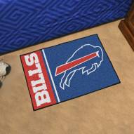 Buffalo Bills Uniform Inspired Starter Rug