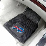 Buffalo Bills Vinyl 2-Piece Car Floor Mats