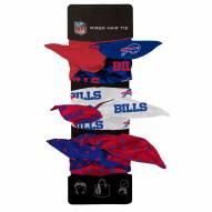 Buffalo Bills Wired Hair Tie