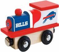 Buffalo Bills Wood Toy Train