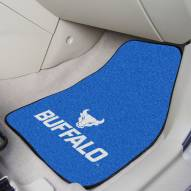 Buffalo Bulls 2-Piece Carpet Car Mats