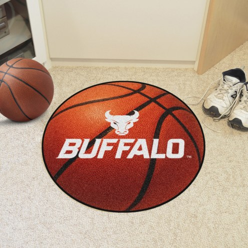 Buffalo Bulls Basketball Mat