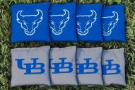 Buffalo Bulls Cornhole Bag Set