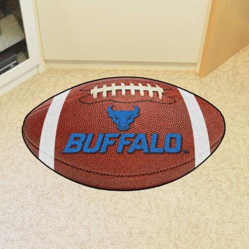 Buffalo Bulls Football Floor Mat