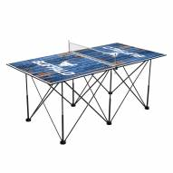 Buffalo Bulls Pop Up 6' Ping Pong Table