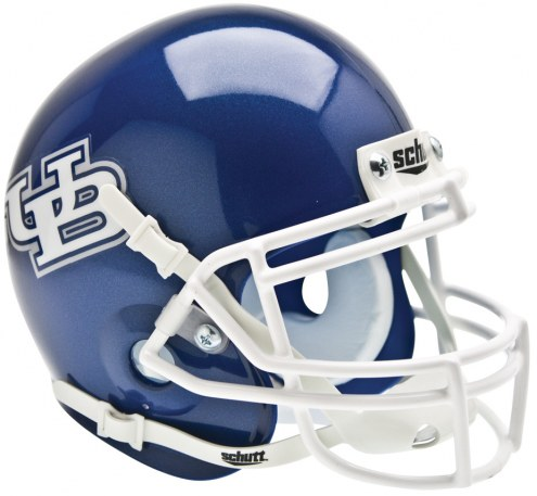 Buffalo Bulls Schutt Mini Football Helmet
