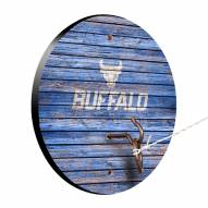 Buffalo Bulls Weathered Design Hook & Ring Game
