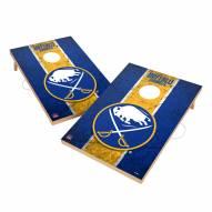 Buffalo Sabres 2' x 3' Vintage Wood Cornhole Game