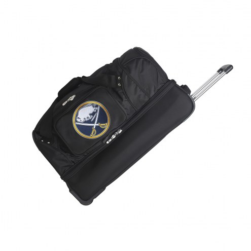 "Buffalo Sabres 27"" Drop Bottom Wheeled Duffle Bag"