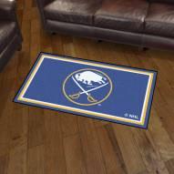 Buffalo Sabres 3' x 5' Area Rug