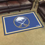 Buffalo Sabres 4' x 6' Area Rug