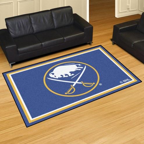 Buffalo Sabres 5' x 8' Area Rug