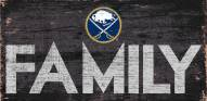 "Buffalo Sabres 6"" x 12"" Family Sign"