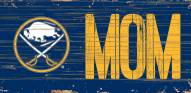 "Buffalo Sabres 6"" x 12"" Mom Sign"