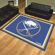Buffalo Sabres 8' x 10' Area Rug