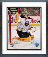 Buffalo Sabres Anders Lindback Action Framed Photo