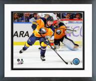 Buffalo Sabres Andrej Meszaros Action Framed Photo
