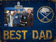 Buffalo Sabres Best Dad Clip Frame