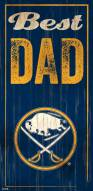 Buffalo Sabres Best Dad Sign