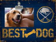 Buffalo Sabres Best Dog Clip Frame