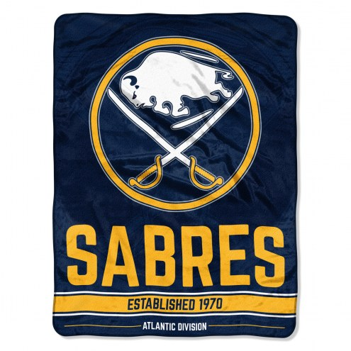 Buffalo Sabres Break Away Blanket