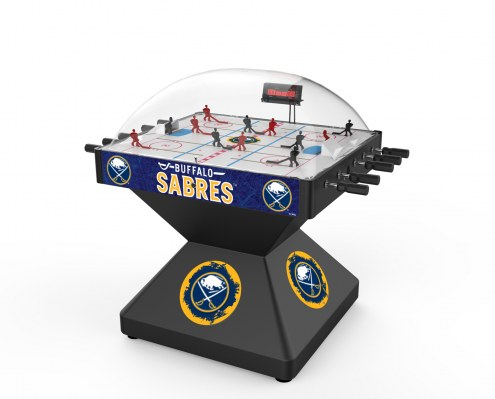 Buffalo Sabres Deluxe Bubble Hockey