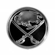 Buffalo Sabres Chrome Car Emblem