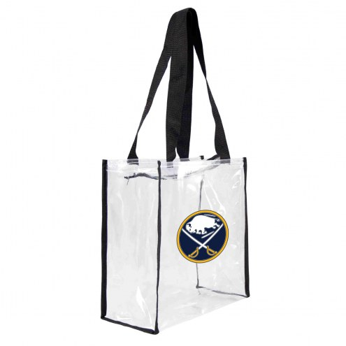 Buffalo Sabres Clear Square Stadium Tote