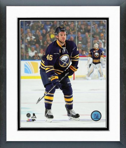 Buffalo Sabres Cody Franson Action Framed Photo