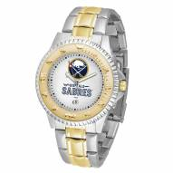 Buffalo Sabres Competitor Two-Tone Men's Watch