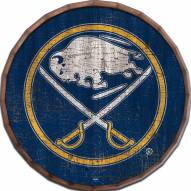 "Buffalo Sabres Cracked Color 24"" Barrel Top"