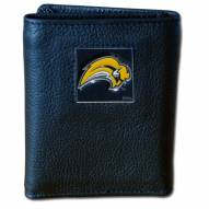 Buffalo Sabres Deluxe Leather Tri-fold Wallet in Gift Box