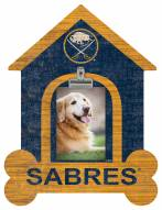 Buffalo Sabres Dog Bone House Clip Frame