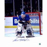 "Buffalo Sabres Dominik Hasek Dominator Goalie Signed 16"" x 20"" Photo"