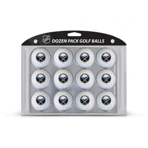 Buffalo Sabres Dozen Golf Balls
