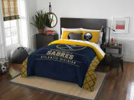 Buffalo Sabres Draft Full/Queen Comforter Set