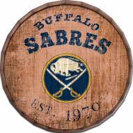 "Buffalo Sabres Established Date 16"" Barrel Top"