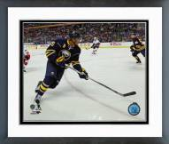 Buffalo Sabres Evander Kane Action Framed Photo
