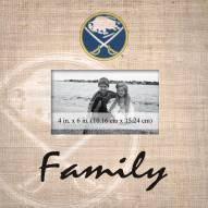 Buffalo Sabres  Family Picture Frame