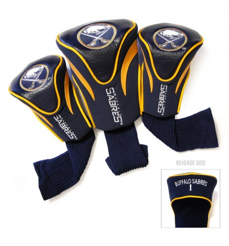 Buffalo Sabres Golf Headcovers - 3 Pack