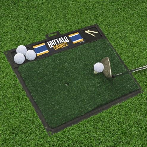 Buffalo Sabres Golf Hitting Mat