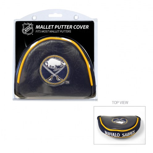 Buffalo Sabres Golf Mallet Putter Cover
