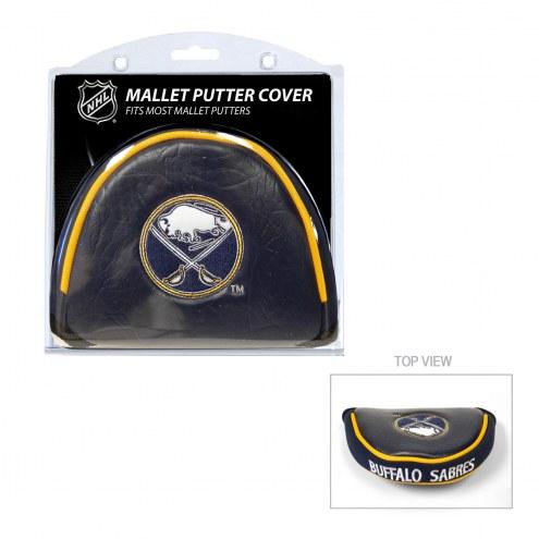 Buffalo Sabres Golf Mallet Putter Cover